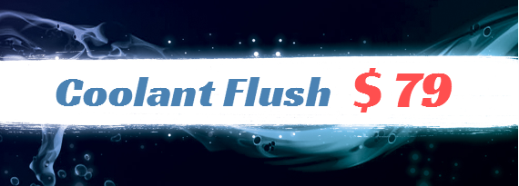 $79 Coolant Flush Coupon in Sidney, OH