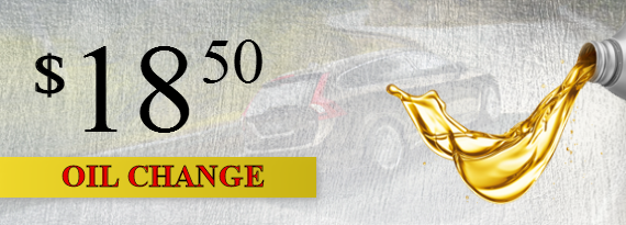 $18.50 Oil Change Coupon in Sidney OH